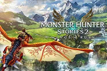 《怪物猎人物语2:破灭之翼》特别节目 实机演示公布!