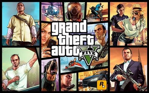 英国一周游戏销量TOP10:到底是谁还没买《GTA5》!