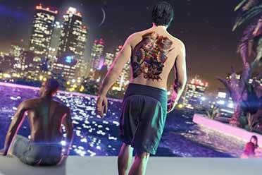 《GTA6》爆料者手绘游戏图:香车美女飞行器 要玩穿越?
