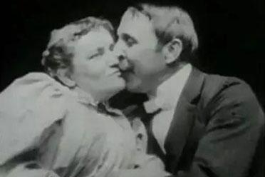 世界首个拍吻戏的竟是爱迪生!奇葩的冷知识又增加了!