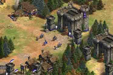 帝国时代2决定版大型更新添加合作模式!帝国时代2新地图发布