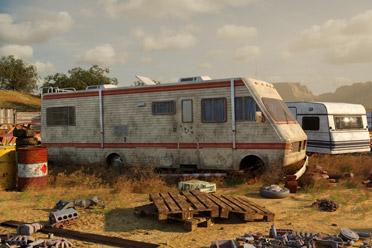 房车改装游戏《房车翻新模拟器》游侠专题站上线
