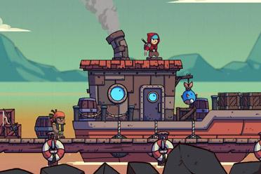 多人合作平台动作游戏《子弹时代》游侠专题站上线