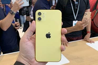 京东首款评论量超500万的手机:苹果iPhone11独占鳌头