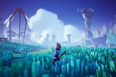 致敬塞尔达动作冒险游戏《Omno》发售日公布!预告赏