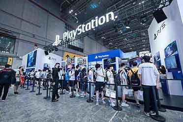 PS5超大体验区现身BilibiliWorld!开启次世代游戏盛宴