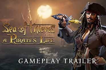 06.28-07.04全球游戏销量榜:《盗贼之海》稳坐榜首!