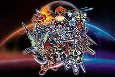 策略高达游戏《超级机器人大战30》2021年10月28日发售