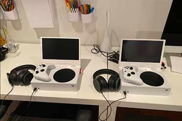 随时随地玩Xbox Series S?xScreen将主机变成笔记本
