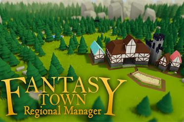 回合制模拟经营《幻想小镇管理者》上架Steam!免费Demo公开