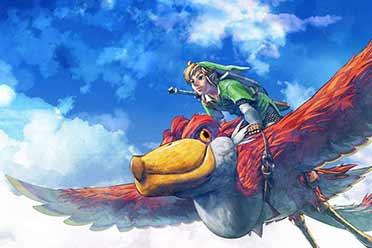 《塞尔达传说:御天之剑HD》GS 7分:地牢设计巧妙