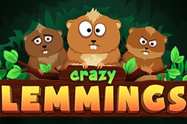 卡通平台冒险解谜类游戏《疯狂的旅鼠》游侠专题上线