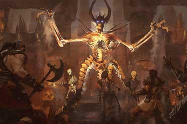 《暗黑破坏神2重制》再升级 视觉效果和游戏体验改进