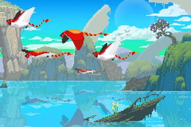 剧情丰富的冒险收集游戏《双面世界》游侠专题上线