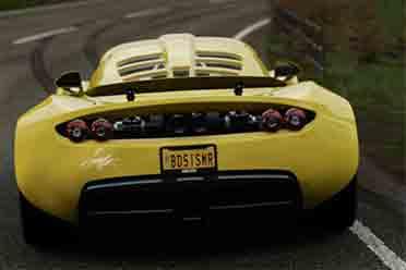 《极限竞速:地平线4》冬季赛即将打响 豪车等你来拿