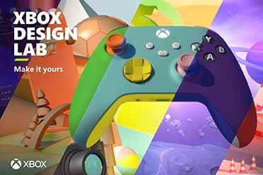 448元!Xbox:新推洛基风格XSX手柄!配色可定制!