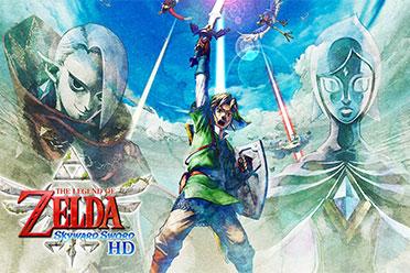 《塞尔达御天之剑HD》塞尔达公主amiibo延期发售!