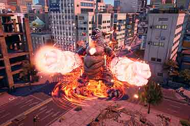 多人怪兽对战游戏GigaBash!GigaBash预计上线时间公布
