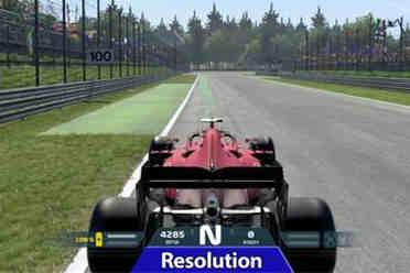 赛车游戏《F1 2021》PS5 vs XSS vs PC画质帧数对比