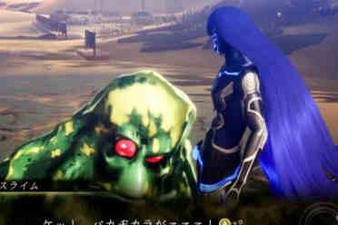 《真女神转生5》新恶魔介绍 原始的黏状怪物