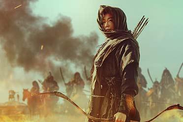 Netflix丧尸新片《王国:阿信传》幕后花絮 即将上线