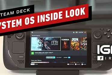 IGN上手Steam Deck 超棒的使用体验堪称掌机的究极体