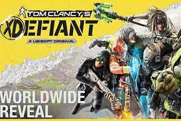育碧FPS新作《Tom Clancy's XDefiant》公布 本体免费