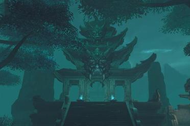 莫丹书香碧水清河《天下3》邀您体验新版全新地图!