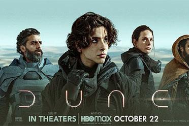 好莱坞科幻大片《沙丘》新角色海报公开!已确认引进
