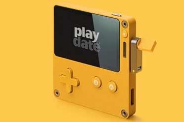 创意掌机Playdate预售日期公布!售价180美元你买吗?