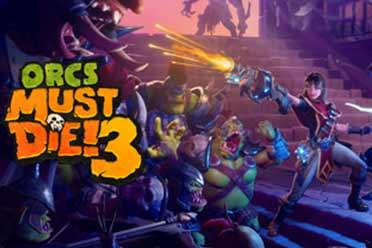 经典塔防类游戏《兽人必须死3》PC正式版下载发布!