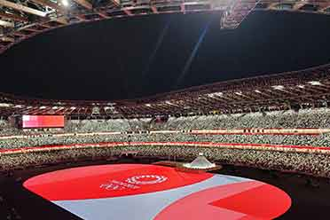东京奥运会代表团入场曲目中二满满 包含《英雄之证》