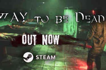 多人联机恐怖游戏《A Way To Be Dead》开启抢先体验