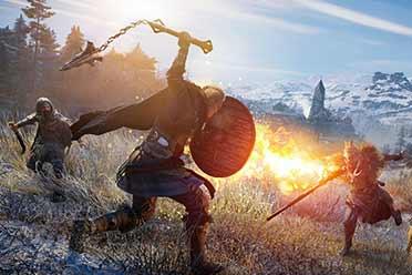 《刺客:英灵殿》下周将加入新功能「敌方动态等级」