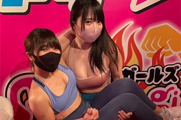 """被美女保护的安全感!日本酒吧""""肌肉女孩""""美照赏"""