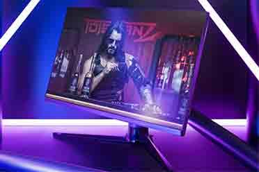 480Hz超高刷电竞显示器明年底问世 勉强达到1080p