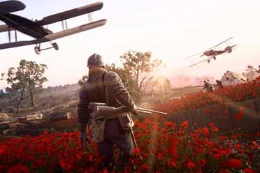 Steam开启《战地1》免费试玩活动!革命版折扣价23元