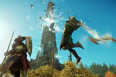 亚马逊MMO《新世界》Steam爆火!在线玩家已突破20万