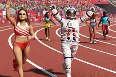 《2020东京奥运》褒贬不一 玩家表示与开幕式一样阴间