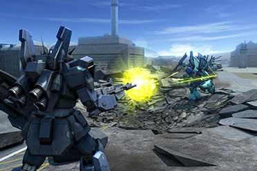 《机动战士高达:激战任务2》全新开场动画 V高达登场
