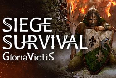 一款中世纪题材的策略守城游戏 苟着苟着就胜利了
