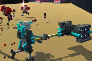 刀剑格斗《机器人角斗场》Steam 1.0版推出 好评如潮
