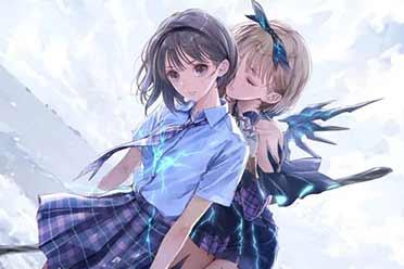 光荣绅士美少女RPG《蓝色反射:帝》Steam发售日公布