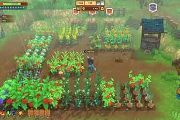 萌系动作冒险RPG《Kitaria Fables》推出全新游戏预告