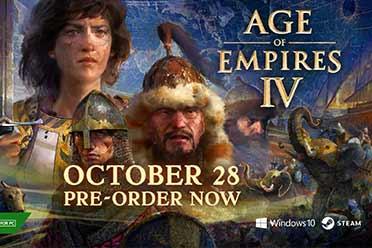 《帝国时代4》公布新预告:展示阿巴斯王朝和海军战斗