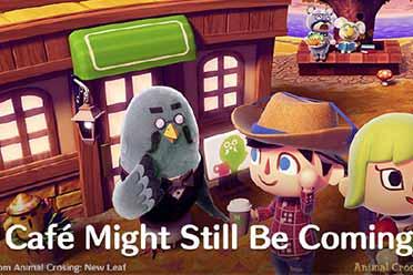 《集合啦!动物森友会》未来或将更新「咖啡店」 《动森》1.11版本更新