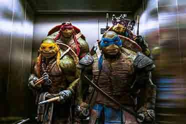 派拉蒙将拍摄新《忍者神龟》电影 剧本由SNL编剧执笔