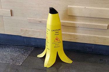 用香蕉皮提醒你别滑倒!令人惊艳的杰出设计欣赏