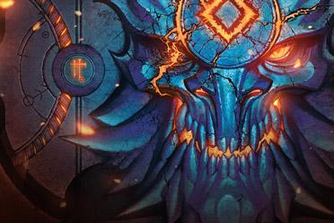 黑暗传说幻想棋盘游戏《血统黑暗传说》专题上线