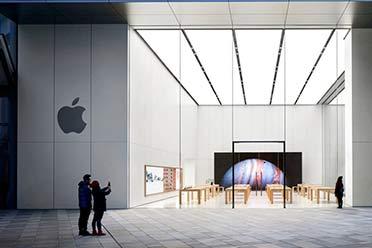 武汉即将迎来首家Apple Store 计划2021年9月开工!